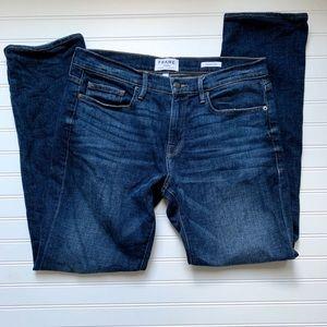 Frame Denim L'Homme Classic Jeans Powell Wash